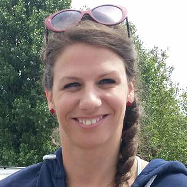 Mag. Verena Klocker – Cheftrainerin