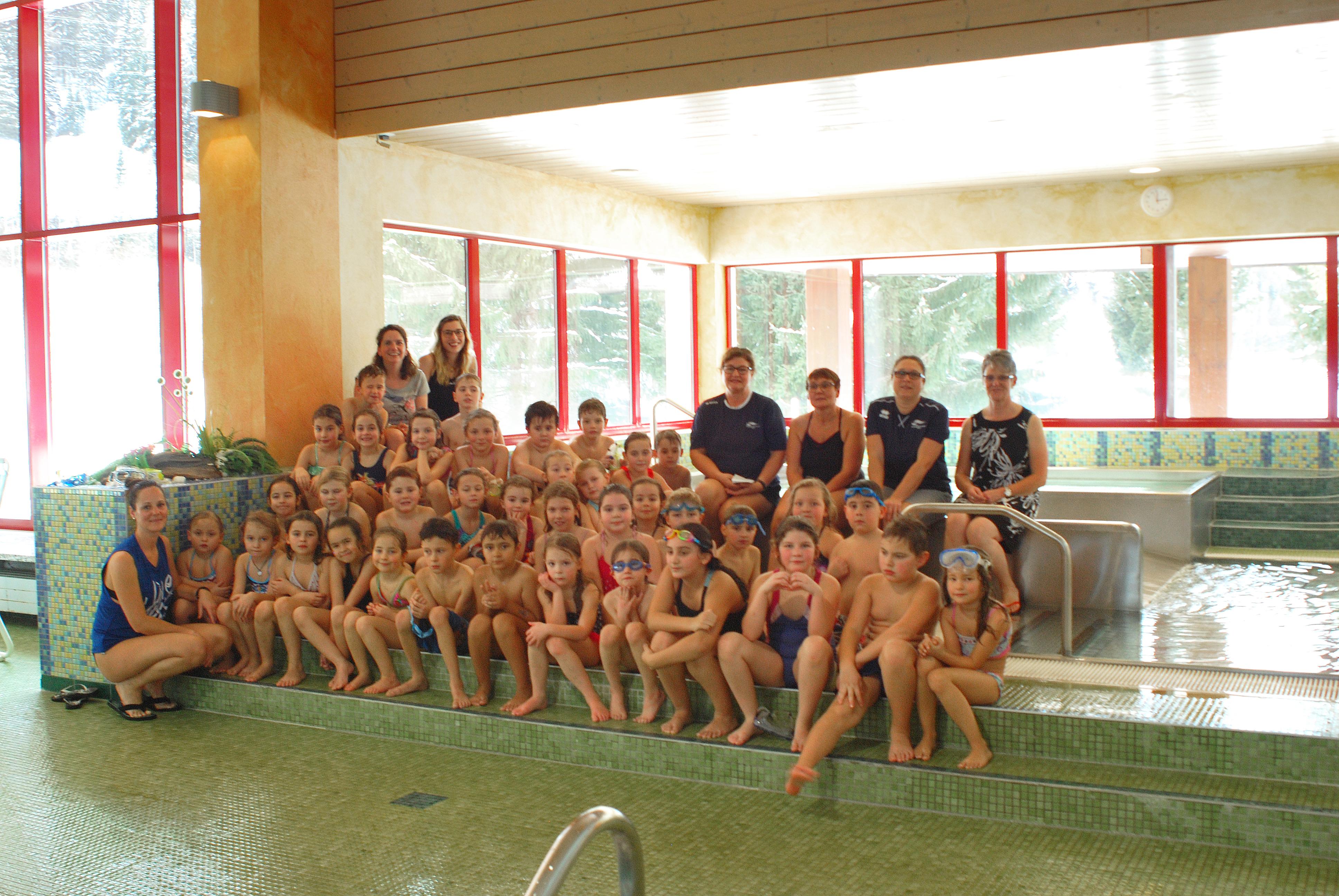 Schwimmwochen Mit Imster Volksschulen