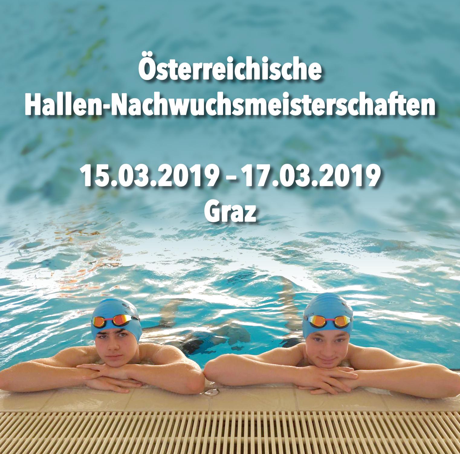 Österreichischen Hallenmeisterschaften Der Nachwuchsklasse